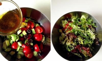 Salad rau quả tươi ngon giảm cân cho mùa hè 12