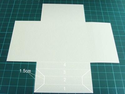 Cách làm khung ảnh 3D bằng bìa cứng 5