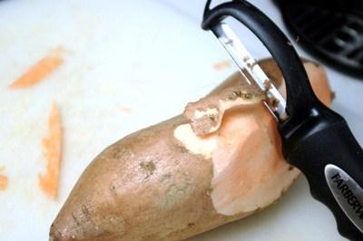 Thêm hương vị cho món khoai lang chiên quen thuộc 6