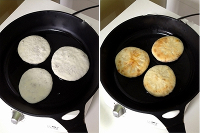 Tận dụng cơm nguội làm bánh rán ăn sáng cực ngon 17