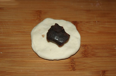 Làm bánh bao ngọt hình chú heo con siêu dễ thương 13