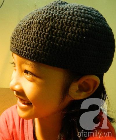 Hướng dẫn móc mũ len đơn giản mà dễ thương 9