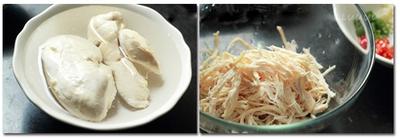 Biến tấu mới cho món nộm gà đơn giản mà ngon 4