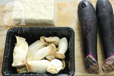 Đầu tháng, ăn chay ngon với đậu phụ kho cà tím 3