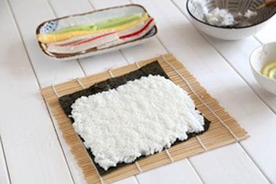 Ăn trưa ngon với món cơm cuộn siêu đẹp mắt 5