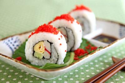 Ăn trưa ngon với món cơm cuộn siêu đẹp mắt 11