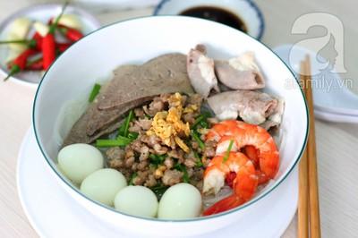 Cách nấu hủ tiếu Nam Vang đơn giản mà ngon 20