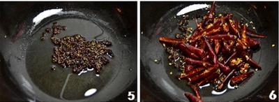 Trời lạnh ăn cơm với đậu phụ xào cay thật ngon! 8