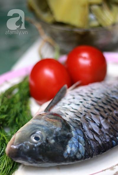 Mùa đông, không thể bỏ qua món cá chép om dưa! 2