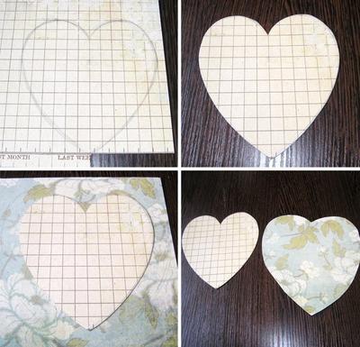 Tự chế khung ảnh trái tim lãng mạn 6