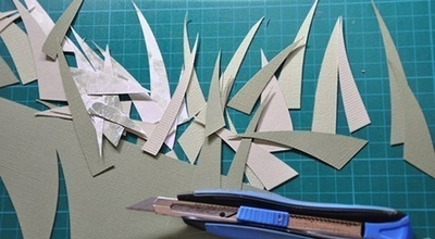 Khéo tay tự làm thiệp 3D đàn bướm xinh tung tăng 9