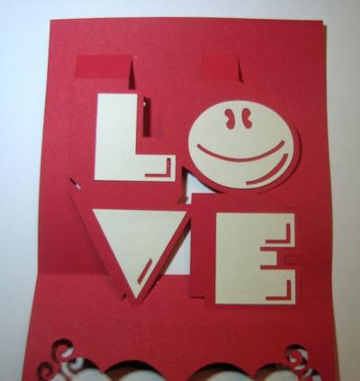 Làm thiệp nổi siêu đáng yêu cho mùa Valentine 6