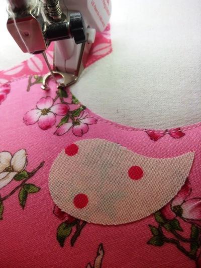 Cách chần bông dễ dàng làm đồ quilt thêm nổi bật 7
