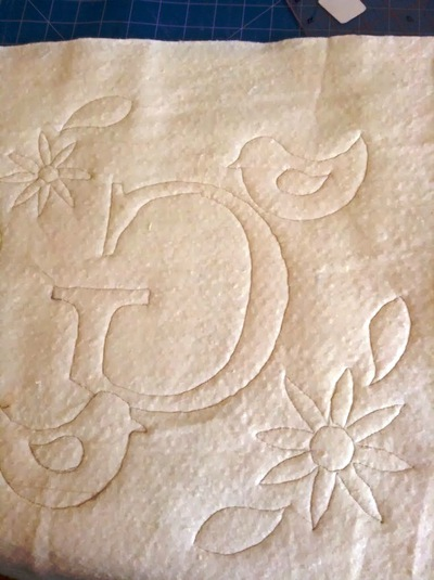 Cách chần bông dễ dàng làm đồ quilt thêm nổi bật 8