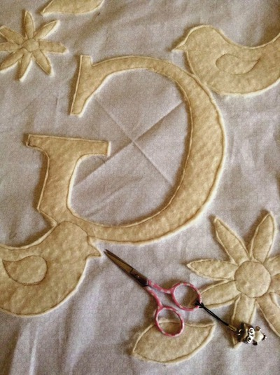 Cách chần bông dễ dàng làm đồ quilt thêm nổi bật 10
