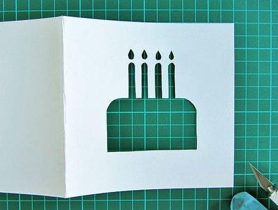 Tự làm thiệp sinh nhật thật tươi vui và dễ dàng 6