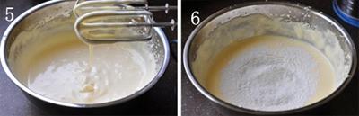 Làm bánh cupcake chanh xốp mềm mà không cần lò nướng 8