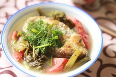 Canh cá nấu dưa chua ngon cho bữa tối 18