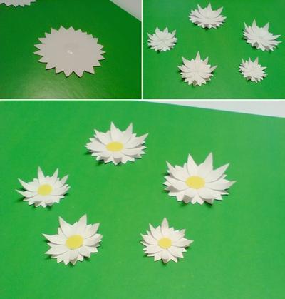 2 cách làm thiệp hoa nhanh chóng mà bắt mắt 7