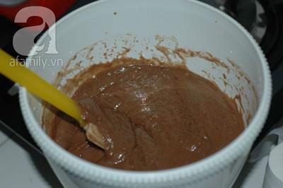 Sáng cuối tuần mời cả nhà bánh Muffin chocolate thơm phức nhé! 11