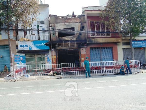 Vụ 5 người chết cháy ở Đồng Nai: Hai bé sinh đôi nay còn một 6