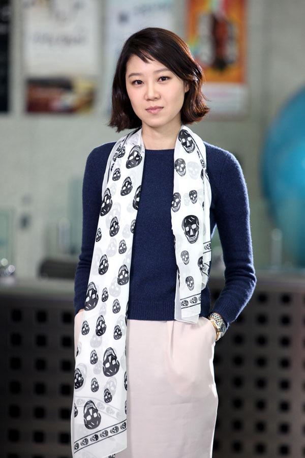 Gong Hyo-jin: Nữ diễn viên mặc đẹp nhất nhì showbiz Hàn 3