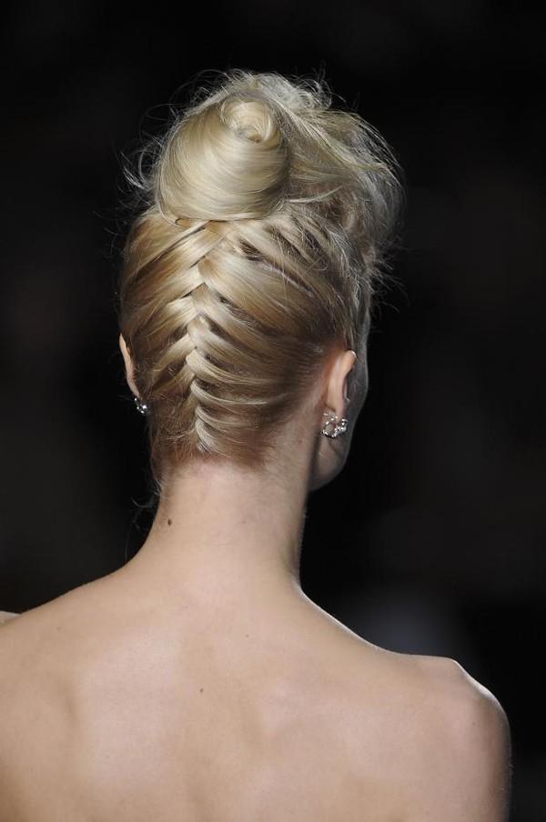 10 gợi ý tóc búi tuyệt vời cho Thu/Đông 2013 8