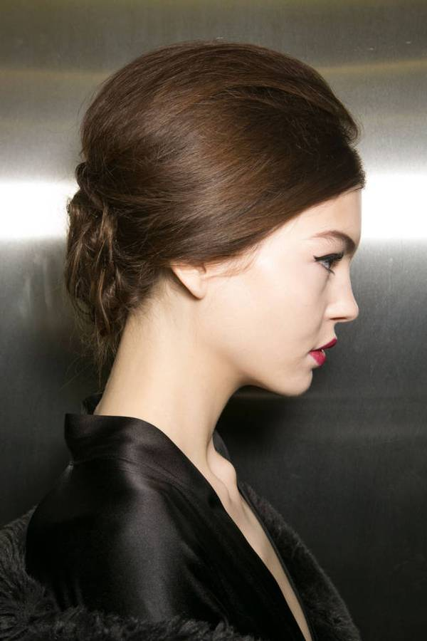 10 gợi ý tóc búi tuyệt vời cho Thu/Đông 2013 6