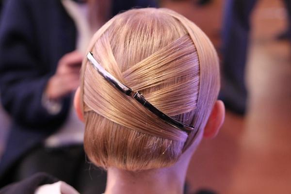 10 gợi ý tóc búi tuyệt vời cho Thu/Đông 2013 18
