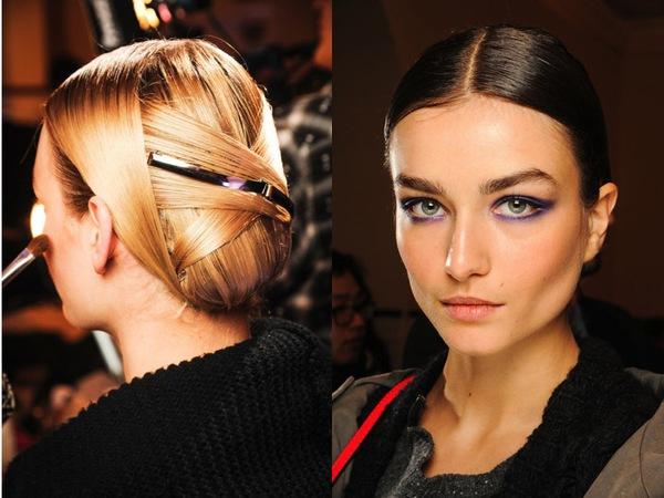 10 gợi ý tóc búi tuyệt vời cho Thu/Đông 2013 19