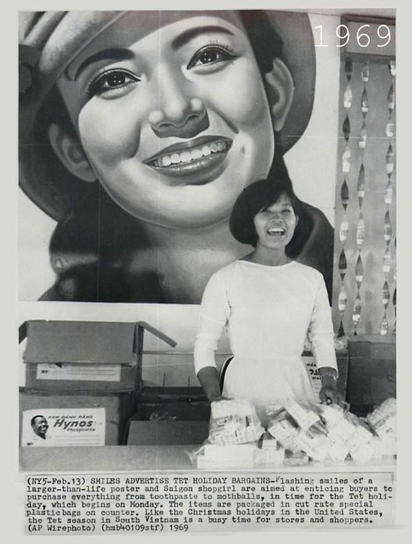Chùm ảnh cuộc sống phóng khoáng của phụ nữ Sài Gòn những năm 60 7