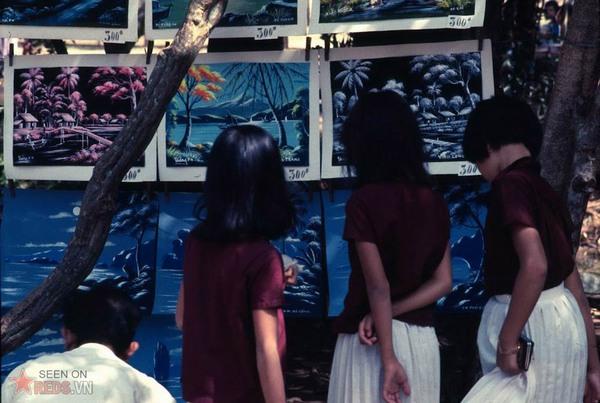 Chùm ảnh cuộc sống phóng khoáng của phụ nữ Sài Gòn những năm 60 5