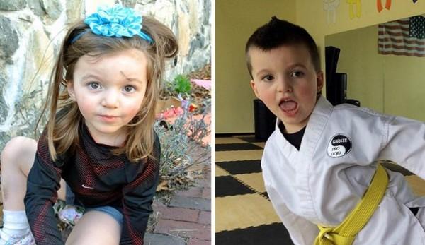 Bé gái 5 tuổi được phẫu thuật chuyển giới thành bé trai 1