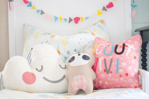 """Ngắm phòng ngủ tuyệt đẹp của 2 """"nàng công chúa"""" 4"""