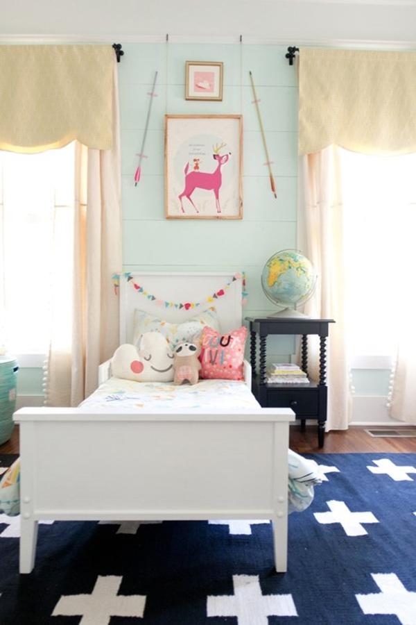 """Ngắm phòng ngủ tuyệt đẹp của 2 """"nàng công chúa"""" 2"""