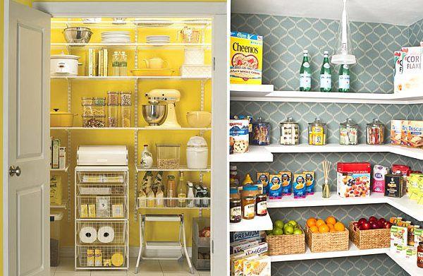 """""""Tuyệt chiêu"""" sắp xếp tủ lưu trữ thực phẩm ngăn nắp đón Tết 9"""