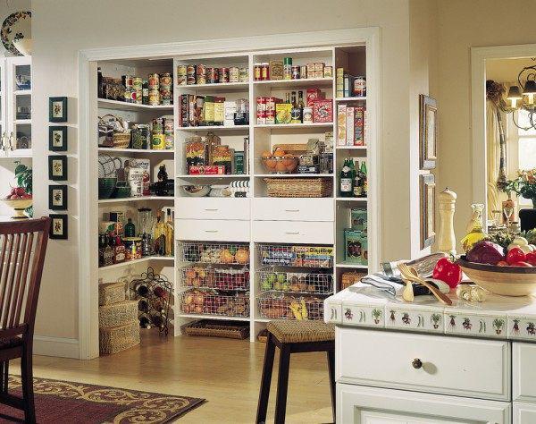 """""""Tuyệt chiêu"""" sắp xếp tủ lưu trữ thực phẩm ngăn nắp đón Tết 6"""