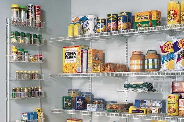 """""""Tuyệt chiêu"""" sắp xếp tủ lưu trữ thực phẩm ngăn nắp đón Tết 7"""