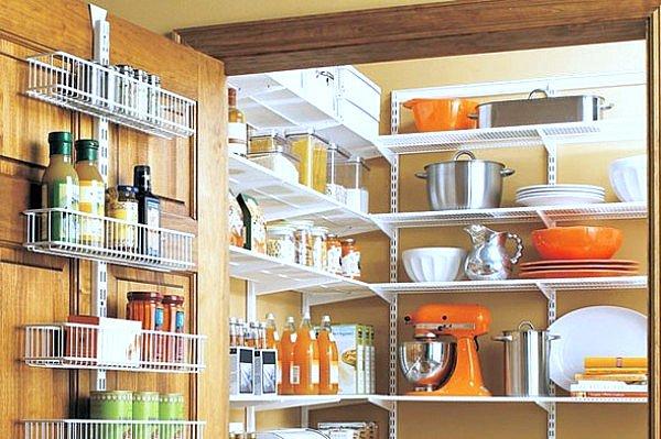 """""""Tuyệt chiêu"""" sắp xếp tủ lưu trữ thực phẩm ngăn nắp đón Tết 8"""
