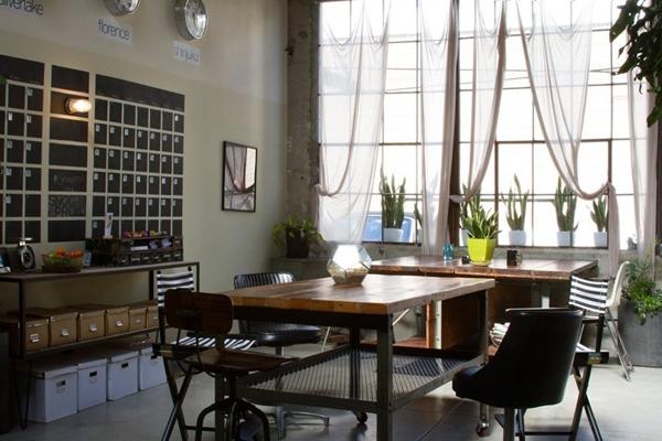 Ngắm văn phòng làm việc đáng mơ ước của Snog Productions 2
