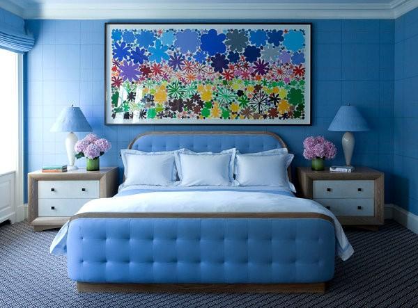 3 gam màu lý tưởng cho phòng ngủ hiện đại 5