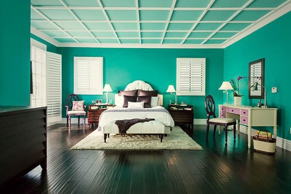 3 gam màu lý tưởng cho phòng ngủ hiện đại 7