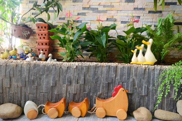 Ngắm căn hộ có góc vườn truyền cảm hứng cho cả khu chung cư ở Hà Nội 10