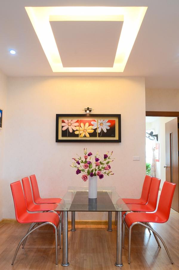 Ngắm căn hộ có góc vườn truyền cảm hứng cho cả khu chung cư ở Hà Nội 14