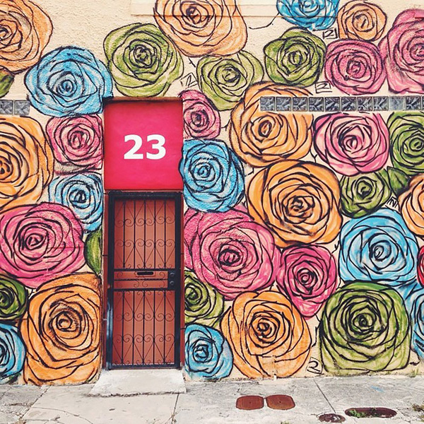 Những cánh cửa nhà ngập tràn màu sắc trên thế giới 14