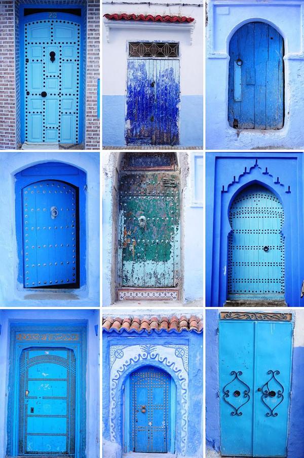 Những cánh cửa nhà ngập tràn màu sắc trên thế giới 8