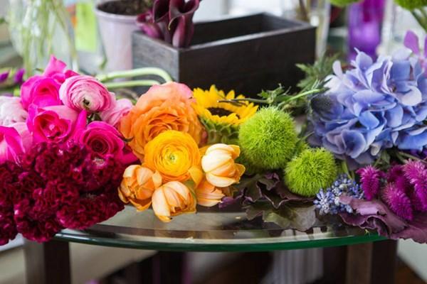 Cách trang trí và giữ hoa tươi lâu 12