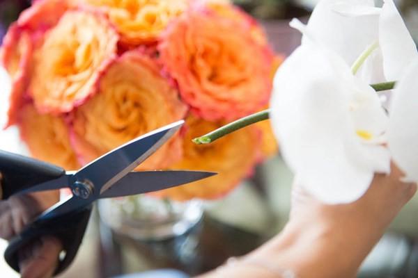 Cách trang trí và giữ hoa tươi lâu 1