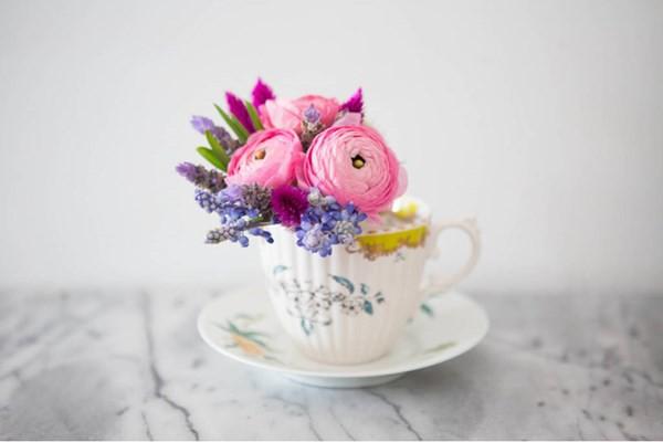 Cách trang trí và giữ hoa tươi lâu 2