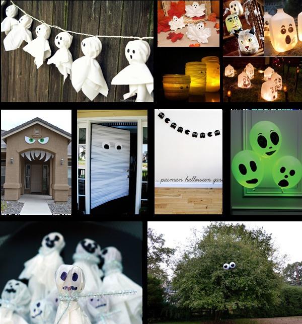 Ý tưởng trang trí nhà cho lễ hội Halloween 1